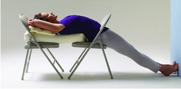 esercizi di iyengar yoga